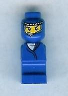 85863pb009 Pion Ramses Pyramide Adventurier blauw NIEUW *0M0000