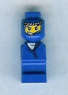 85863pb009 Pion Ramses Pyramide Adventurier blauw NIEUW loc