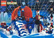 Set 6983 BOUWBESCHRIJVING- Ice Station Odyssey  gebruikt loc