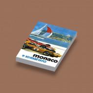 CUS3070 GP Monaco 1970 wit NIEUW *0A000
