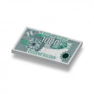 CUSE8159 Tegel 1x2 1.000 gulden Kievit' wit *0A000
