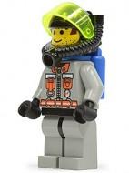 fire007G Brandweer - City Center met Black Breadung helm 2 gebruikt *0M0000
