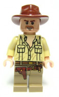 iaj020 Indiana Jones- open shirt NIEUW *0M0000