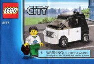 INS3177-G 3177 BOUWBESCHRIJVING- Kleine auto gebruikt *LOC BE
