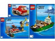 INS4645-G 4645 BOUWBESCHRIJVING- Harbor (3) gebruikt *LOC BE