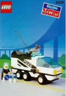 INS6430-G 6430 BOUWBESCHRIJVING- Night Patroller gebruikt *LOC M2