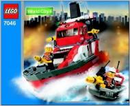INS7046-G 7046 BOUWBESCHRIJVING- Fire Command Craft gebruikt *LOC M3