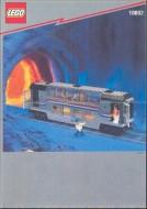 Set 10002 BOUWBESCHRIJVING- Railroad Club Car gebruikt loc LOC M4