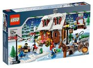 Set 10216 - Holiday: Winter Village Bakery- Nieuw