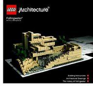 Set 21005 - Architecture: Fallingwater- Nieuw