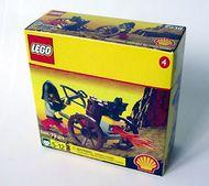 Set 2538 - Castle: Fright Knights Fire Cart- Nieuw