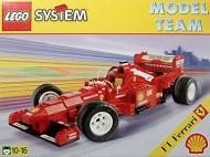 Set 2556-G - Shell Promo: Ferrari Formula 1 Racing car D/H/C 97-100%- Gebruikt