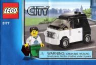 Set 3177 BOUWBESCHRIJVING- Kleine auto Auto gebruikt loc LOC BE
