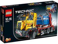 Set 42024 - Technic: Container Truck- Nieuw