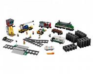 Set 60198-GB Cargo Train gebruikt deels gebouwd *B036