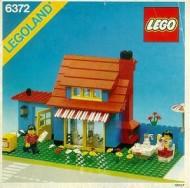 Set 6372 BOUWBESCHRIJVING- Town House gebruikt loc LOC M2