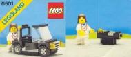 Set 6501 BOUWBESCHRIJVING- Sport Convertible gebruikt loc LOC M2