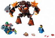 Set 70325-G - Nexo knights: Infernox captures the Queen geen doos I/97%- gebruikt