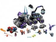 Set 70352-G - Nexo knights: Jestro's Headquarters geen doos I/97%- gebruikt