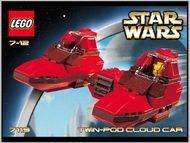 Set 7119 - Star Wars: Twin-Podcar- Nieuw