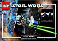 Set 7263 - Star Wars: TIE Fighter- Nieuw