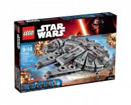 Set 75105-GB Millennium Falcon gebruikt deels gebouwd *B036
