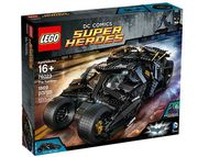 Set 76023 - Super Heroes: The Tumbler- Nieuw