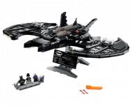 Set 76161-GB Batwing gebruikt deels gebouwd *B036