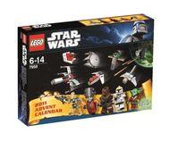 Set 7958 - Star Wars: Star Wars Adventkalender 2011- Nieuw