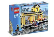 Set 7997 - Treinen: Treinstation- Nieuw