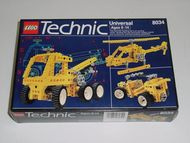 Set 8034 - Technic: Universal Set- Nieuw