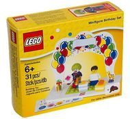 Set 850791 - Holiday: Minifigure Birthday Set- Nieuw
