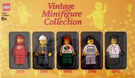 Set 852331 - Holiday: 2008 Vintage Minifigure Collection Vol.1- Nieuw