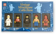 Set 852535 - Minifigs: 2009 Vintage Minifigure Collection Vol.2- Nieuw