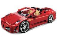 Set 8671 - Racers: Ferrari 430 Spider 1:17- Nieuw