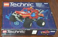 Set 8858 - Technic: Off-Road 4x4- Nieuw