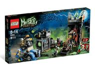 Set 9466 - Monster Fighters: The Crazy Scientist&His Monster- Nieuw