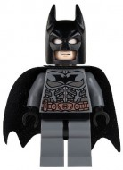 sh064 Superheroes- Batman koperen riem NIEUW loc