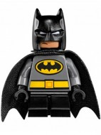 sh242 Batman- Korte benen NIEUW loc