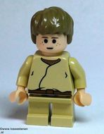 sw159 Star Wars:Anakin Skywalker (Short benen) NIEUW *0M0000