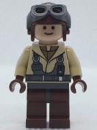 sw160 Star Wars:Naboo Fighter Pilot (7660) NIEUW *0M0000
