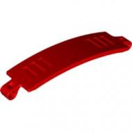18944-5 Technic, paneel gebogen 3x13 rood NIEUW *