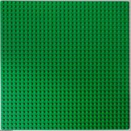 3811-6 Basisplaat 32x32 groen NIEUW loc