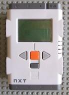 53788-99G Mindstorms blok grijs, licht (blauwachtig) gebruikt *0M0000