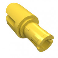 6217-3G Arm met pin en drie vingers geel gebruikt *5K000