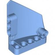 64394-42 Technic, Sierpaneel # 13 Groot kort glad Side A blauw, midden NIEUW *