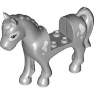 93083c01pb17-86 Friends paard grijs, licht (blauwachtig) NIEUW *5K000