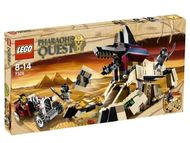 Set 7326 - Pharaoh's Quest: Rise of ther Sphinx- Nieuw