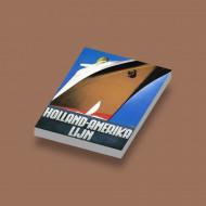 CUS1073 Holland Amerika Lijn - Voorplecht wit NIEUW *0A000