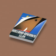 CUS1073 Holland Amerika Lijn - Voorplecht wit NIEUW Schepen
